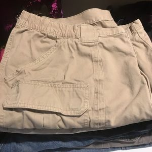 Bundle:3x Men's Size 48 Shorts:Grey/Tan/Khaki- EUC